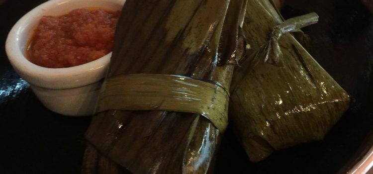 Fish Tamales