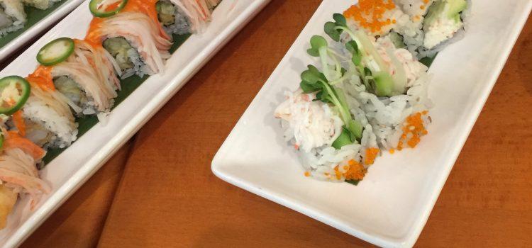 Tobiuo Sushi & Bar Review