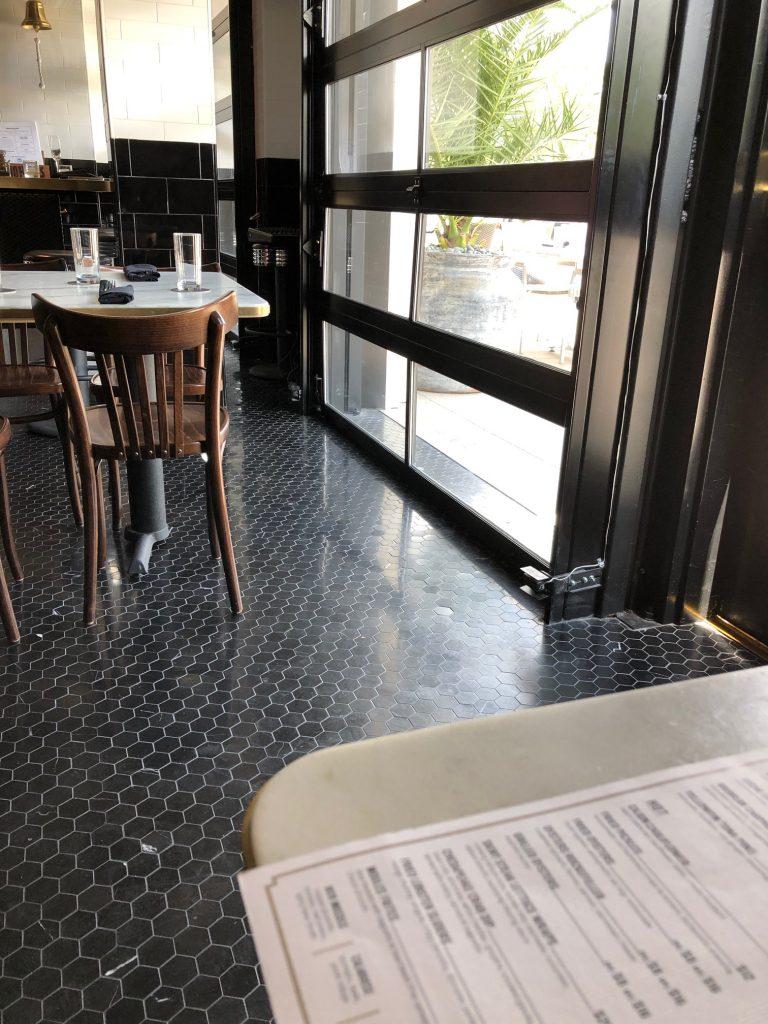 Loch Bar Dining Area