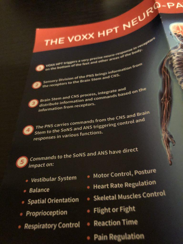 Voxx HPT