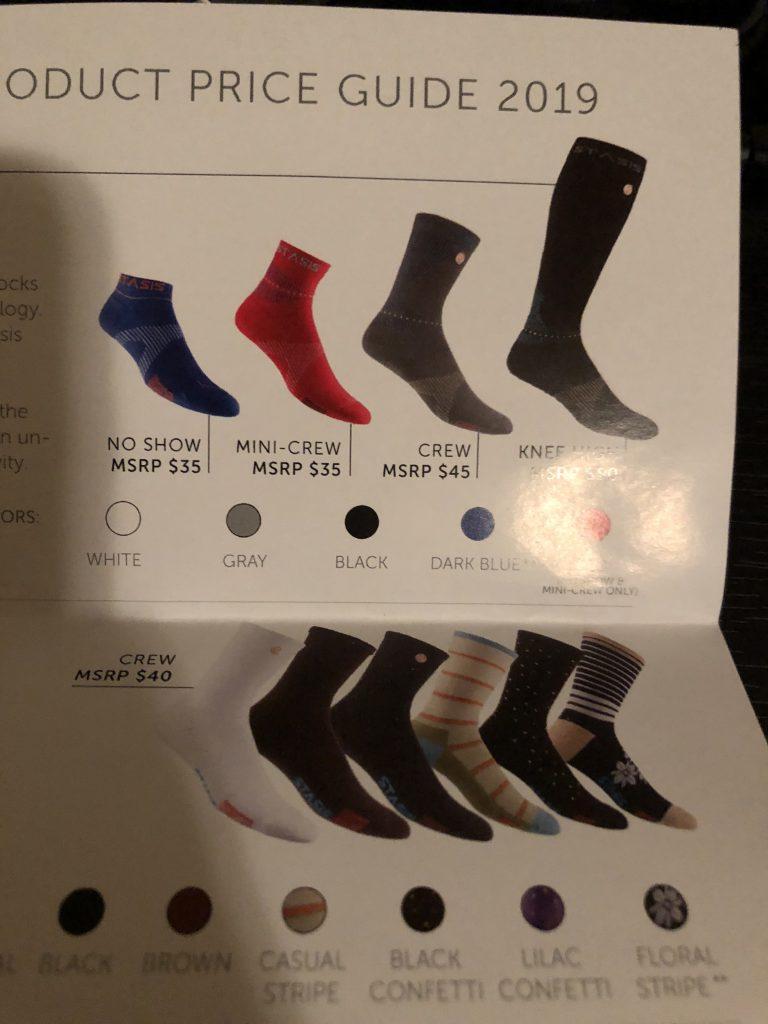 Stasis Socks